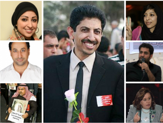 Targeted Human Rights Defenders in Bahrain
