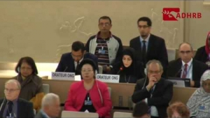 Asma Darwish's oral intervention @ HRC 33rd _ 29/09/2016