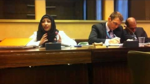 Maryam Al-Khawaja Speaks at Human Rights Council Side Session