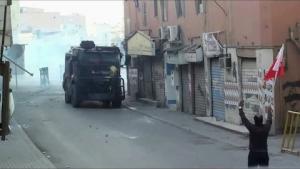 Bahrain: Weaponizing Tear Gas